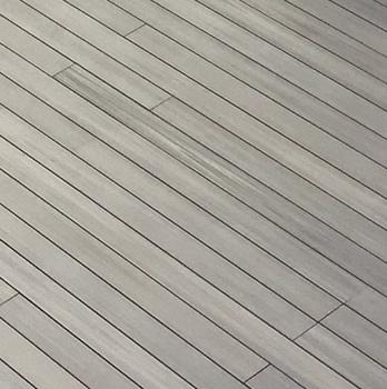 Timber decking hardwoods