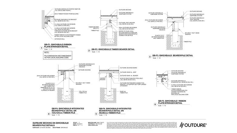 Bearer Pile Details