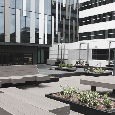 #1 safest decking for kids and childcare centres