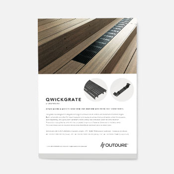 QwickGrate Brochure