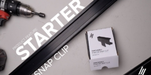 Product Series | How to install the Starter Snap Clip