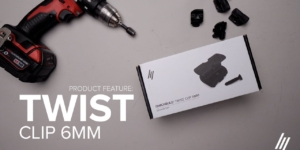 Product Series | How to install the Twist Clip