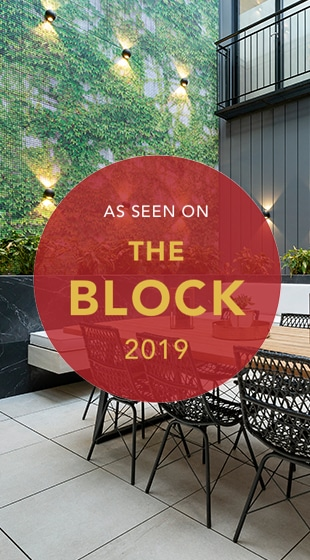 The Block 2019 Courtyards