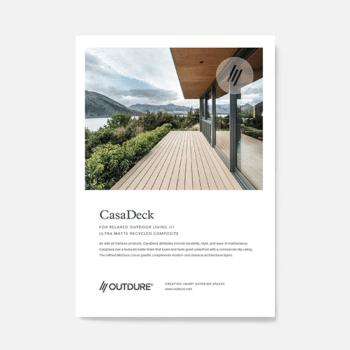 CasaDeck Brochure