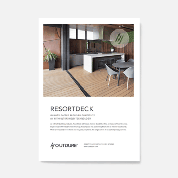 RESORTDECK BROCHURE