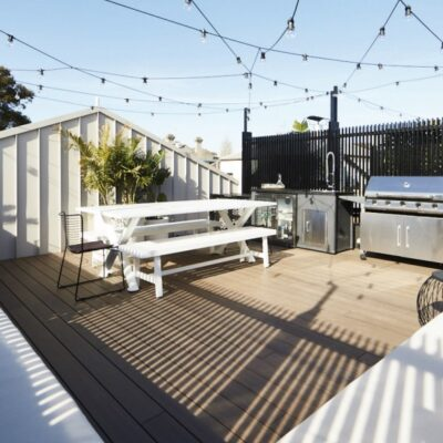 Designing a Rooftop Decking Space